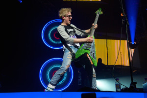 Mcbusted, McFLy, Busted, Hydro concert, Mcbusted Glasgow,