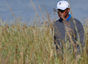 Tiger Woods by JOEY, one of the world's leading sporting celebrity photographers
